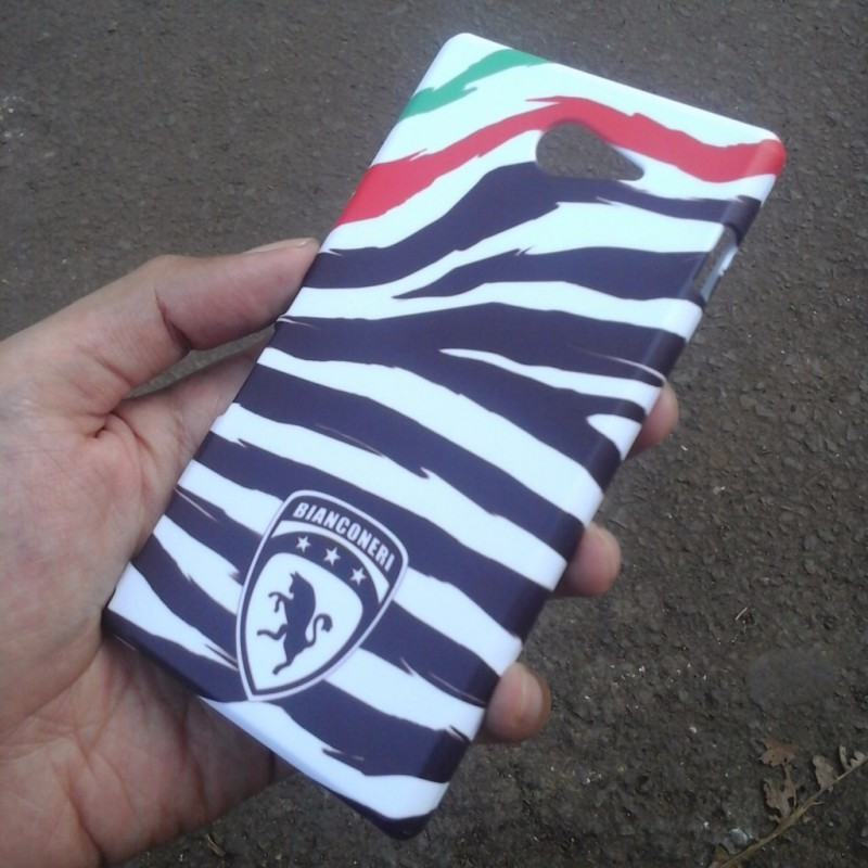 Fullprint case Custom ZEBRA PATTERN